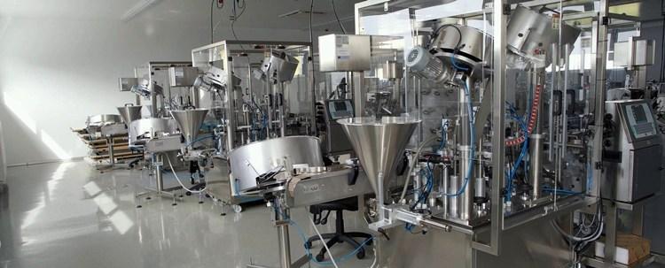 超臨界二酸化炭素抽出装置の写真