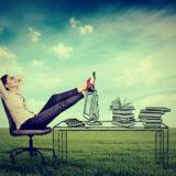 ゆったりとリラックス|脱力のためのCBDオイル