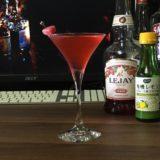 家飲みカクテル|女性におすすめストロベリー・フィールド