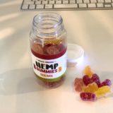 輸入CBDグミの新製品|ORGANIC HENP GUMIES 試食レビュー