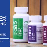 CBD LIVING CBDリビング / CBDグミ 5種|新製品注文済み